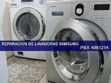 mantenimiento lavadoras samsung